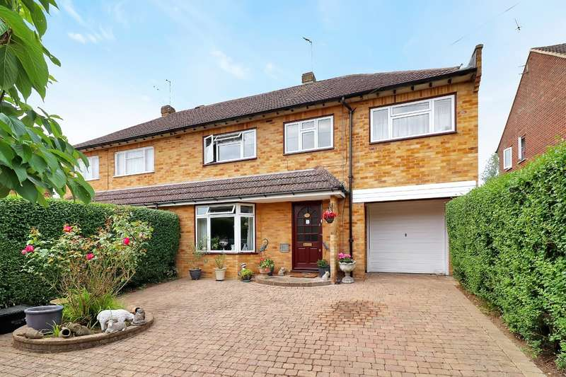 5 Bedrooms Semi Detached House for sale in Sheepfold Lane, Amersham, HP7