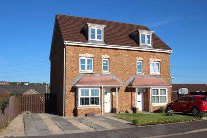 4 Bedrooms Semi Detached House for sale in Hopepark Drive, Smithstone