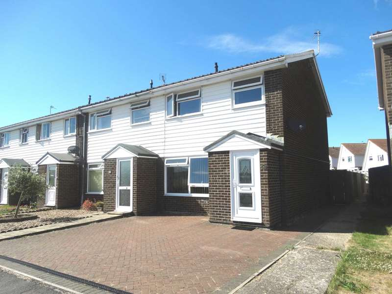 3 Bedrooms End Of Terrace House for sale in Sevenoaks Road, Eastbourne