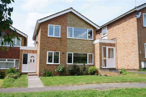 3 Bedrooms House for sale in Landseer Walk, Manton Heights, Bedford