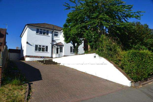 4 Bedrooms Detached House for sale in Newton Lane, Wigston, LE18