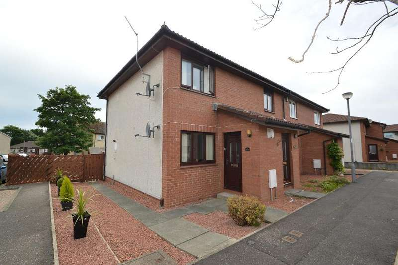2 Bedrooms Flat for sale in Dalrymple Court, Irvine, North Ayrshire, KA12 0PQ