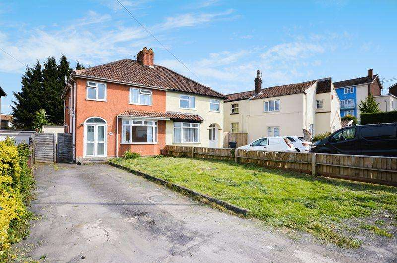 3 Bedrooms Semi Detached House for sale in Queens Road, Bristol