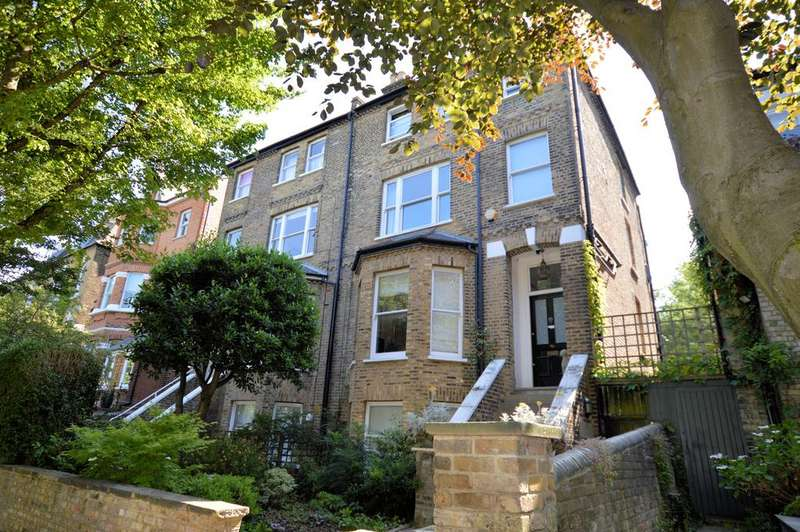 5 Bedrooms Semi Detached House for sale in Dartmouth Park Avenue, Dartmouth Park, London NW5