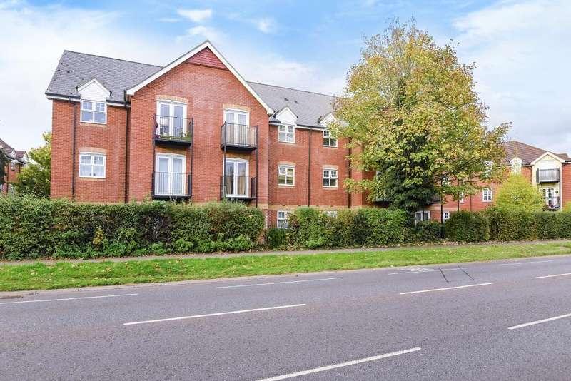 2 Bedrooms Flat for sale in Brindley Court, Newbury, RG14