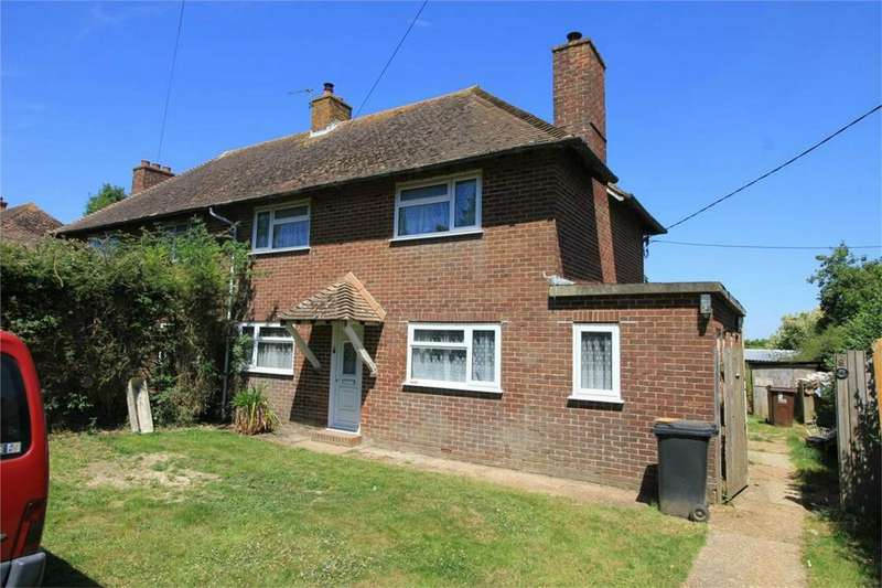 3 Bedrooms Semi Detached House for sale in 9 Sparke Gardens, NINFIELD, East Sussex