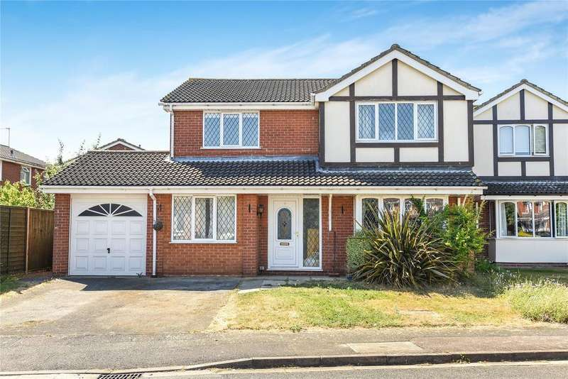 4 Bedrooms Detached House for sale in Lilacwood Drive, Gonerby Hill Foot, NG31