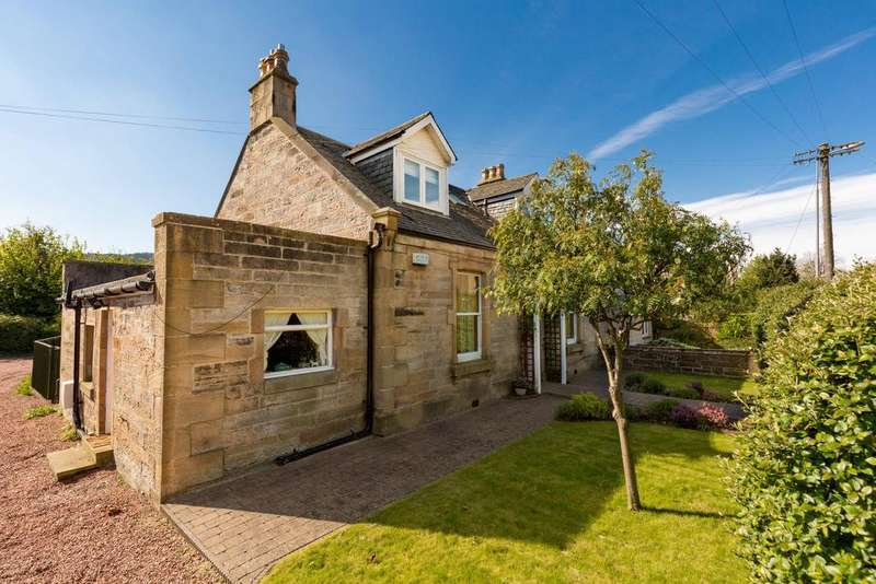 5 Bedrooms Semi Detached House for sale in 517 LANARK ROAD, JUNIPER GREEN, EDINBURGH EH14
