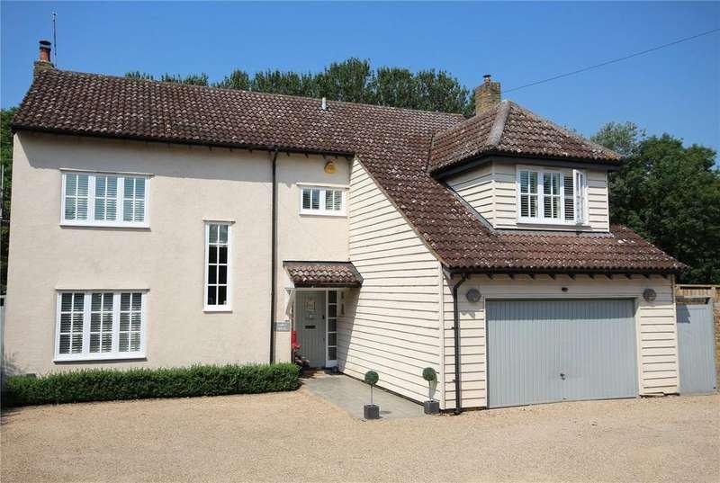5 Bedrooms Detached House for sale in Furneux Pelham, Buntingford, Hertfordshire, SG9