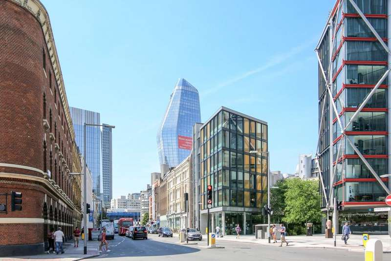 Studio Flat for sale in 1 Blackfriars Road, South Bank