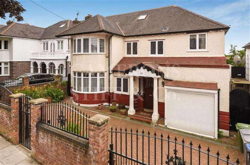 5 Bedrooms Detached House for sale in Alexander Avenue, Willesden, London, NW10