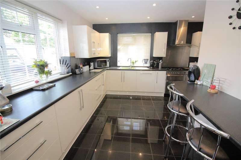 3 Bedrooms Semi Detached House for sale in Hartforde Road, Borehamwood, Hertfordshire, WD6