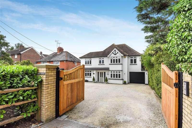 5 Bedrooms Detached House for sale in Wokingham Road, Bracknell, Berkshire, RG42
