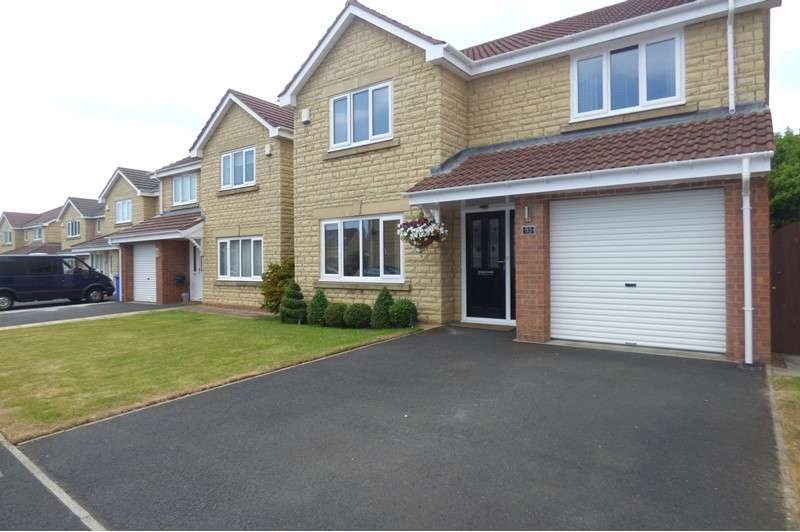 4 Bedrooms Property for sale in Chase Meadows, Blyth, Northumberland, NE24 4LB