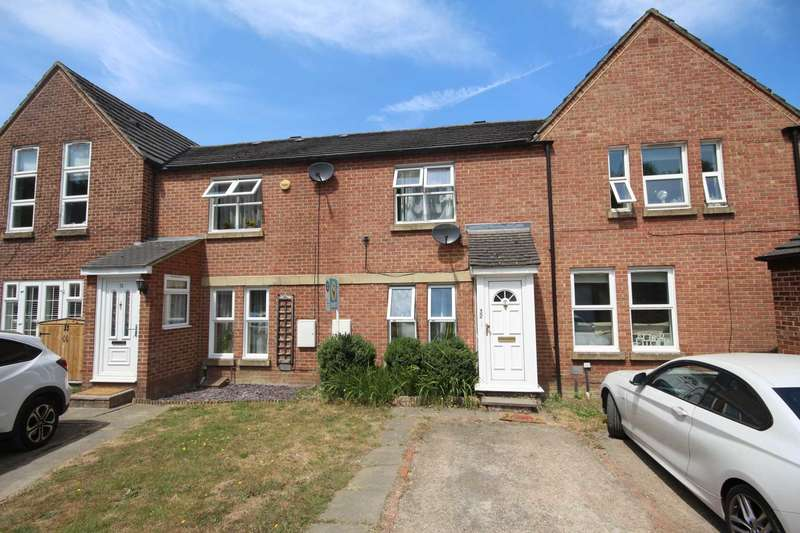 2 Bedrooms Terraced House for sale in Wards Stone Park, Forest Park