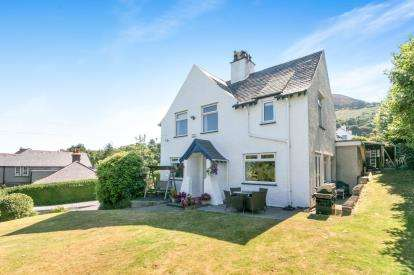 4 Bedrooms Detached House for sale in Graiglwyd Road, Penmaenmawr, Conwy, North Wales, LL34