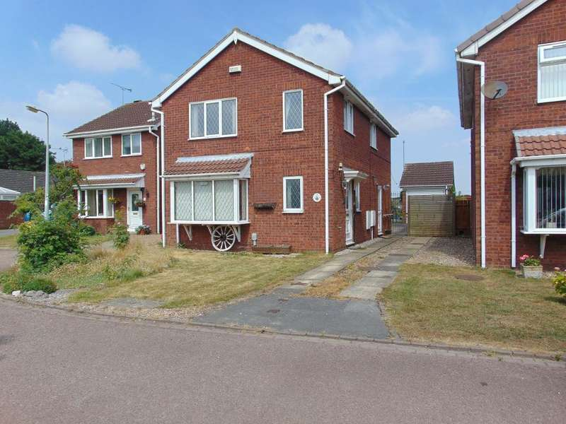 4 Bedrooms Detached House for sale in Meadow Garth, Evergreen Drive, Hull, HU6 7YJ