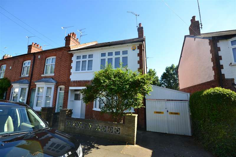 4 Bedrooms Semi Detached House for sale in Sidney Road, Leicester
