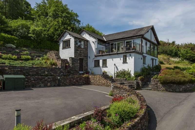 3 Bedrooms Detached House for sale in Brant Howe, Cunsey, Far Sawrey, LA22 0LW