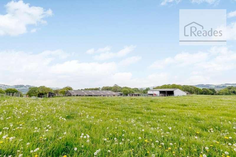 Farm Land Commercial for sale in Ffordd Llanfynydd, Treuddyn CH7 4