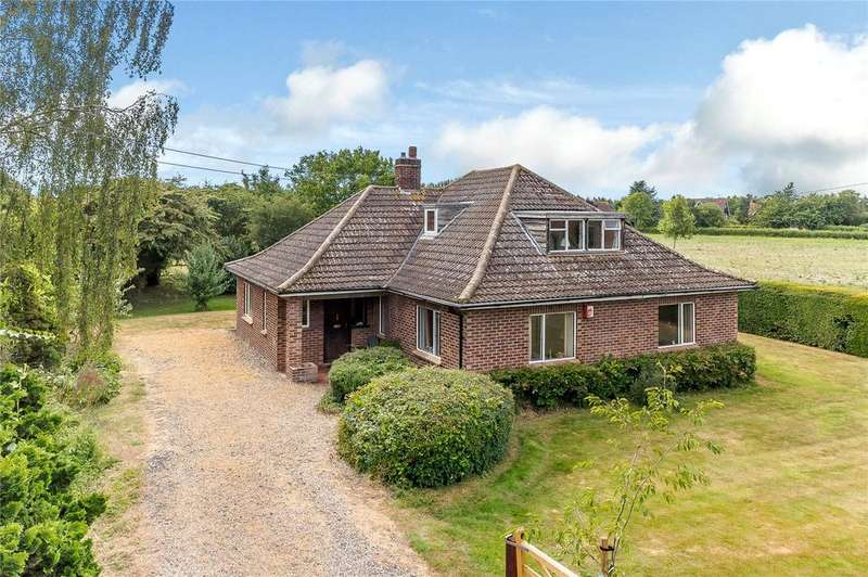 4 Bedrooms House for sale in Locks Lane, Leavenheath, Colchester