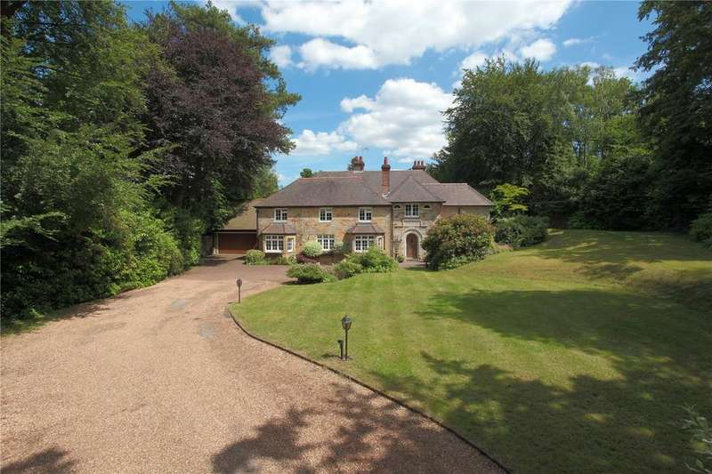 6 Bedrooms Detached House for sale in Sandstones, Old Lane, St. Johns, Crowborough, East Sussex, TN6