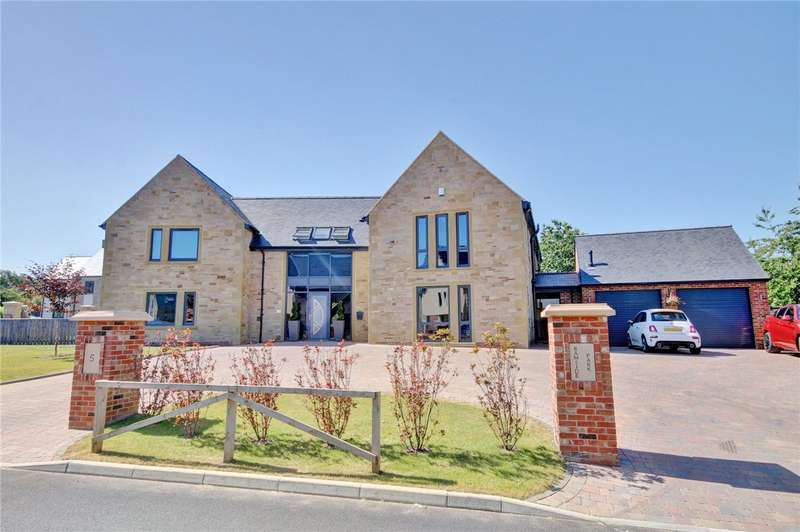 5 Bedrooms Detached House for sale in Ramside Park, Durham, DH1