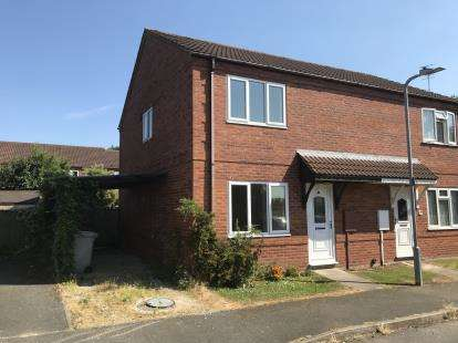 3 Bedrooms Semi Detached House for sale in All Saints Close, Wainfleet, Skegness, Lincolnshire