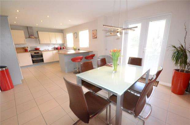 4 Bedrooms Detached House for sale in Nicholson Park, Bracknell, Berkshire
