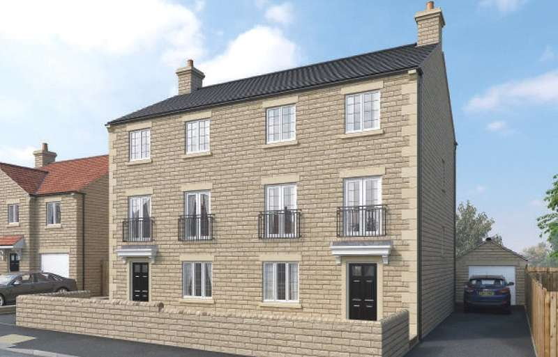 4 Bedrooms Semi Detached House for sale in Ardsley Manor, Doncaster Road, Barnsley, South Yorkshire, S71