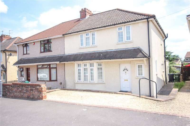 4 Bedrooms Property for sale in Russell Avenue Kingswood Bristol BS15