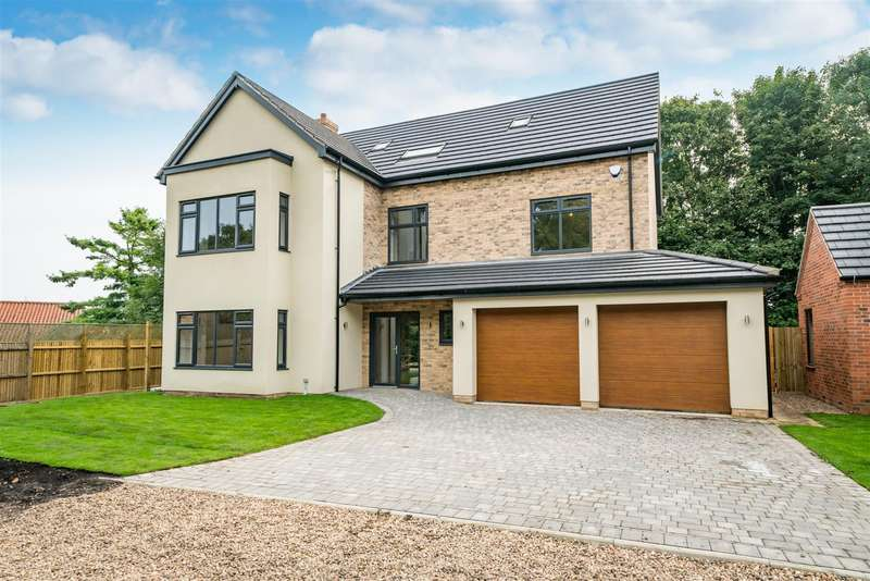6 Bedrooms Property for sale in Chestnut Grange, Rectory Lane, Barrow...
