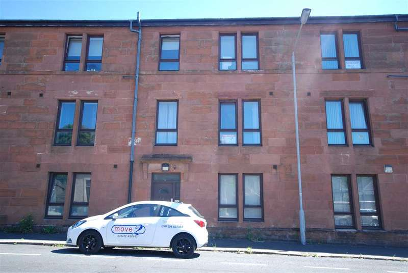 1 Bedroom Apartment Flat for sale in /R Victoria Road, Saltcoats