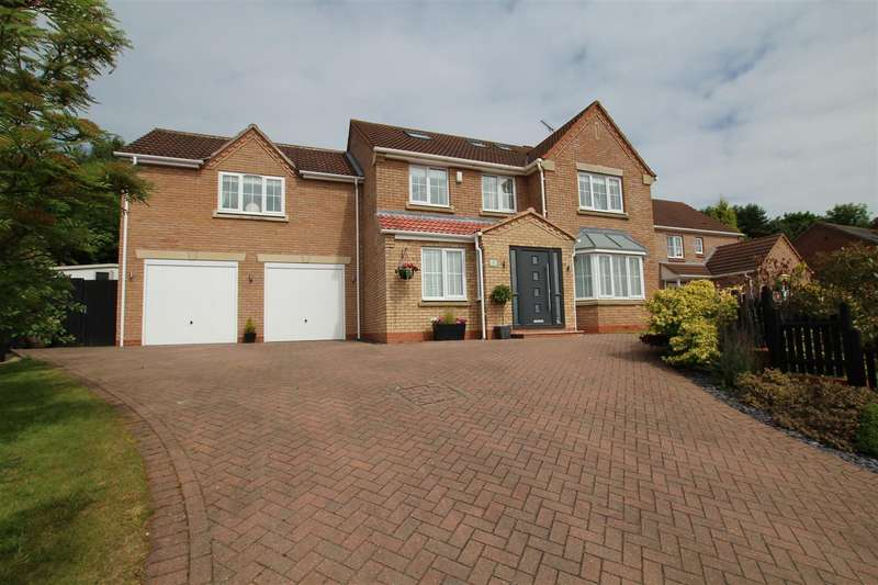 6 Bedrooms Property for sale in Longford Close, Brizlincote Valley