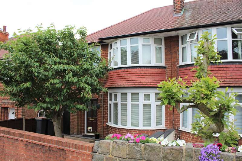 3 Bedrooms Detached House for sale in Wentworth Road, Coalville