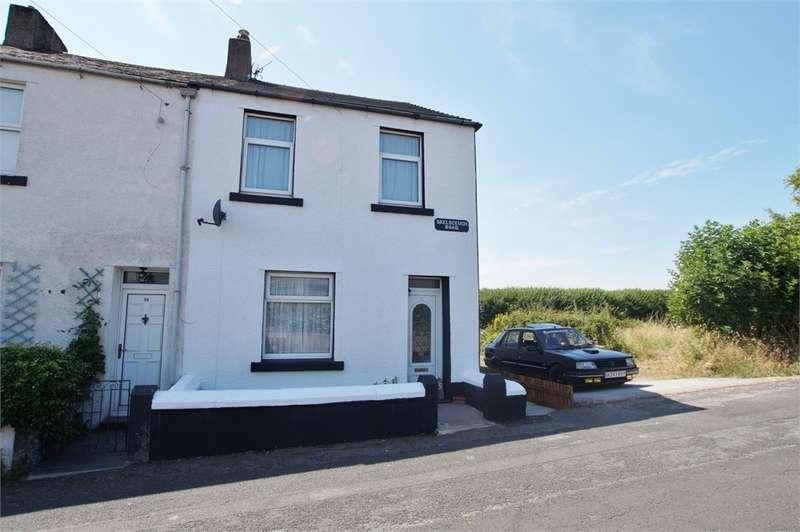 2 Bedrooms Semi Detached House for sale in CA26 3UE Skelsceugh Road, Winder, Frizington, Cumbria
