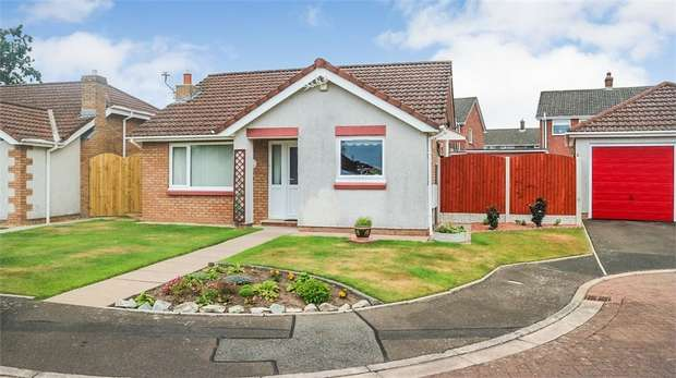 2 Bedrooms Detached Bungalow for sale in Gosforth Road, Carlisle, Cumbria