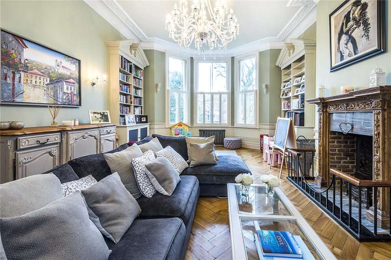 3 Bedrooms Flat for sale in Cavendish Road, London, SW12