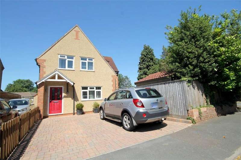 3 Bedrooms Detached House for sale in Morley Avenue, Mangotsfield, Bristol
