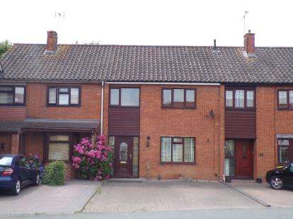 3 Bedrooms Terraced House for sale in Lee Chapel North, Basildon, Essex