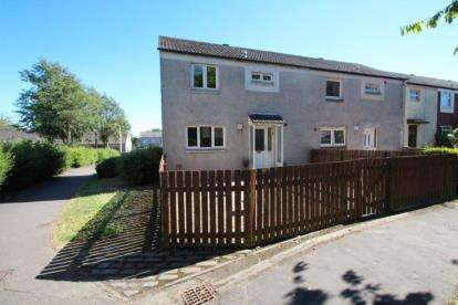 3 Bedrooms End Of Terrace House for sale in Blair Avenue, Glenrothes