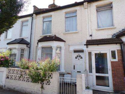 2 Bedrooms Terraced House for sale in Raynham Terrace, Upper Edmonton, London