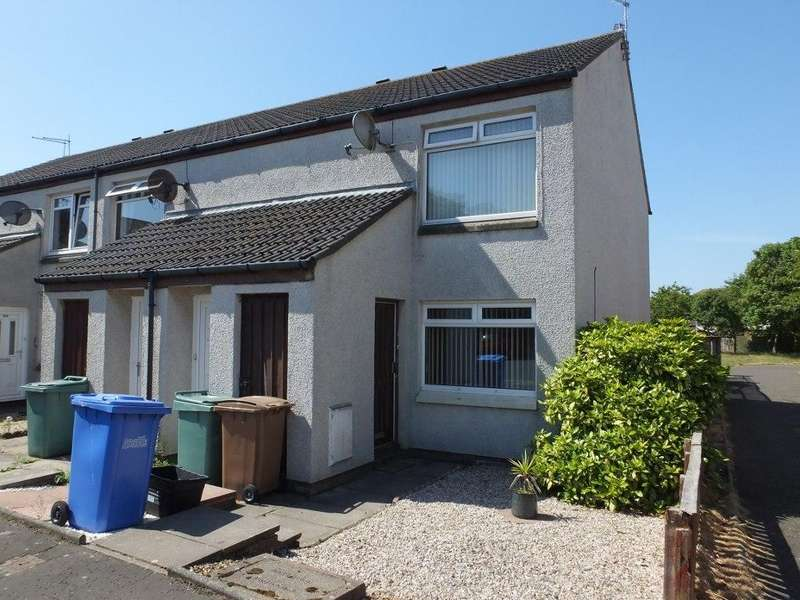 1 Bedroom Ground Flat for sale in Deveron Road, Troon KA10