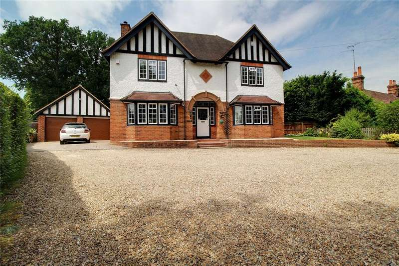 4 Bedrooms Detached House for sale in Pound Lane, Sonning, Reading, Berkshire, RG4
