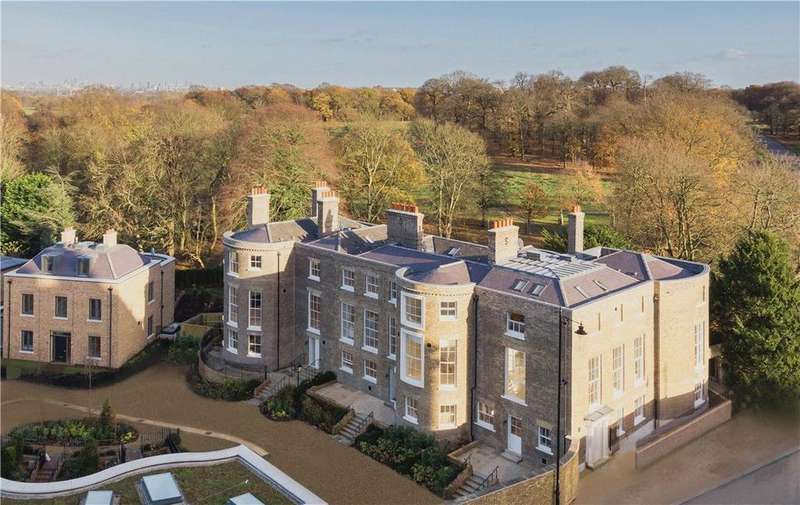 6 Bedrooms Residential Development Commercial for sale in Ancaster Gate, Richmond Hill, Richmond, TW10