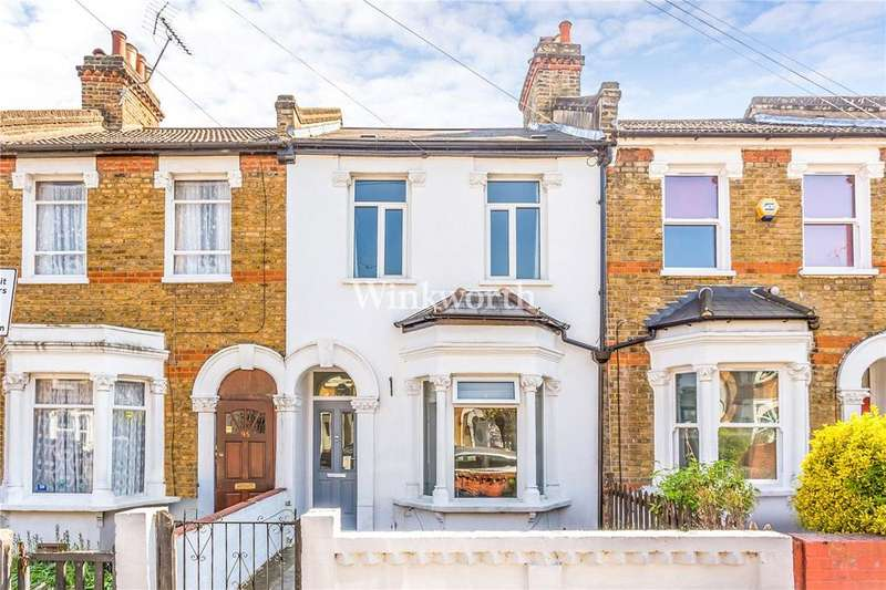2 Bedrooms Terraced House for sale in Seaford Road, South Tottenham, N15
