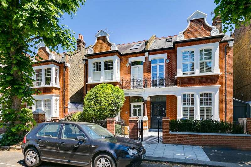 5 Bedrooms Semi Detached House for sale in Airedale Avenue, Chiswick, London