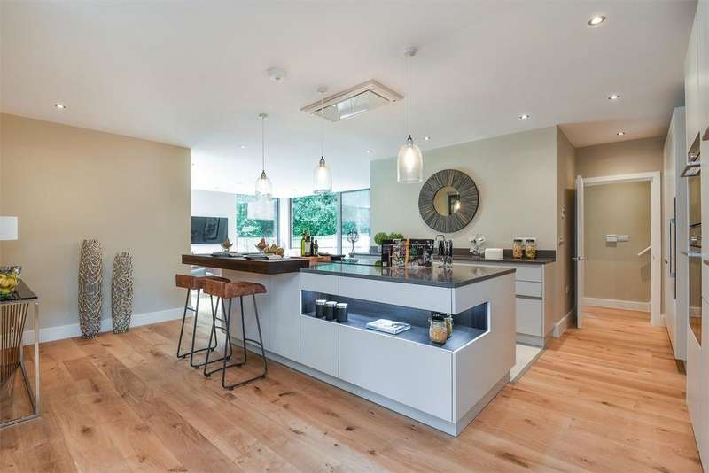 6 Bedrooms Detached House for sale in Compton, Winchester, Hampshire