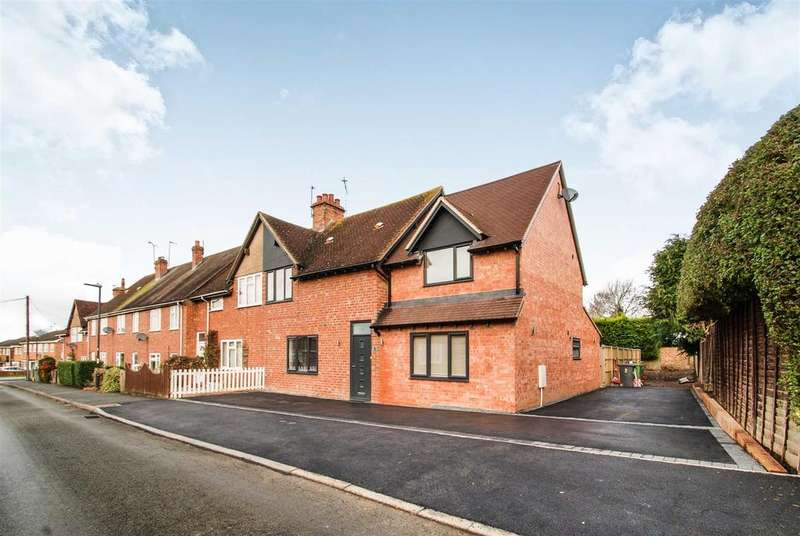 3 Bedrooms End Of Terrace House for sale in Hatherell Road, Radford Semele, Leamington Spa
