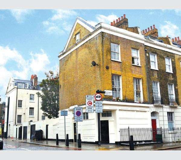 7 Bedrooms End Of Terrace House for sale in Swinton Street, London